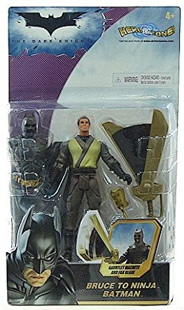 Amazon.com: Batman The Dark Knight Basic Figure - Bruce to ...