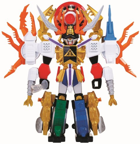 Power Rangers Deluxe Megazord Samurai Gigazord (Zord Power Ranger compare prices)