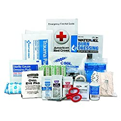 First Aid Only 90782 Ansi 2015 Compliant 10 Person Class A, First Aid Kit Refill
