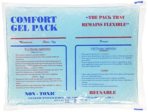 9x12 Comfort Gel Pack, 3 Pack ()