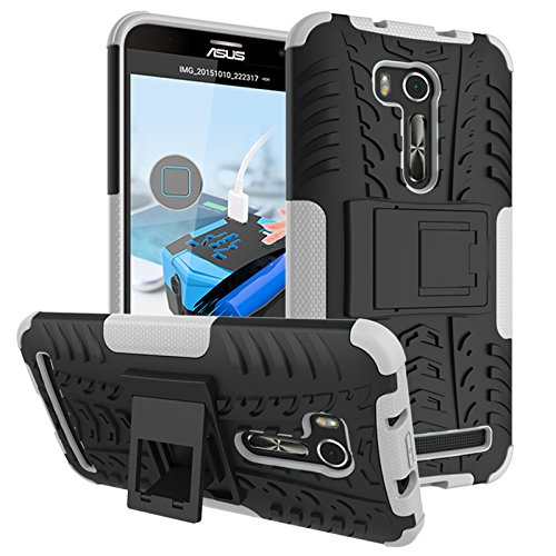 Slim Armor Hard Case for Asus Zenfone Go 5.5 ZB551KL (Black) - 7