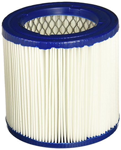 Shop-Vac 9032900 Ash Vacuum Cartridge Filter, Small, White -