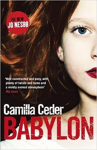 Book Babylon by Camilla Ceder (2013-08-15)