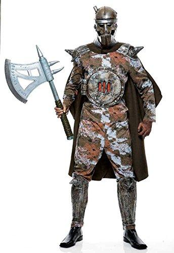 Men's Tin Woodsman Costumes (Wicked of Oz Tin Woodsman (Tin Man) Adult Halloween Costume Size 38-40 Small)
