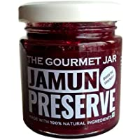 The Gourmet Jar Jamun Preserve (Diabetic-friendly)