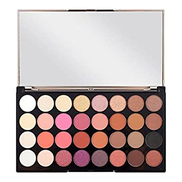 Makeup Revolution London Ultra Eyeshadow Palette, Multi,Color, 16g