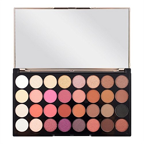 Makeup Revolution London Ultra Eyeshadow Palette, Multicolor, 16g product image