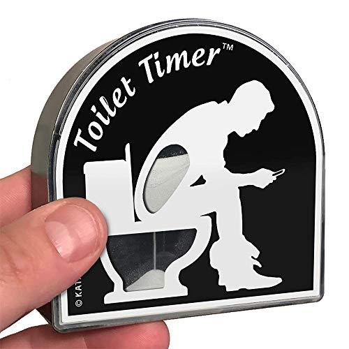 Toilet Timer by Katamco -