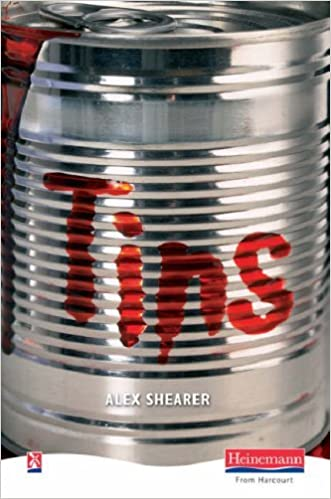 Book Tins (New Windmills KS3) by Alex Shearer (2007-01-23)