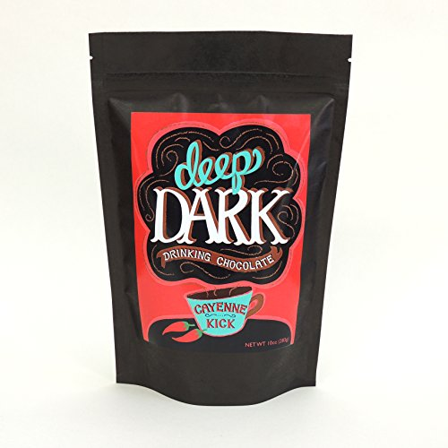 Deep Dark Cayenne Kick by Deep Dark Drinking Chocolate