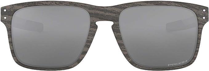 Oakley Holbrook Mix 938404 Gafas de sol, Woodgrain, 57 para Hombre ...