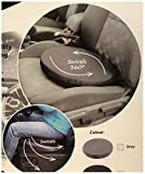 Goldstar Black Rotating Car Seat Swivel Cushion Mobility Aid Movingparts Memory Foam
