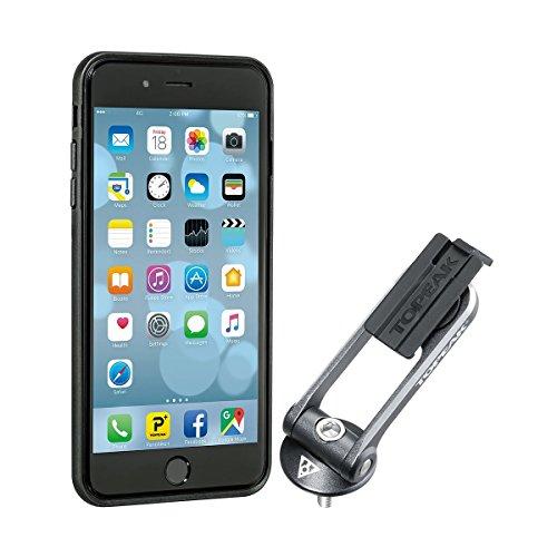 Topeak iPhone 6 Plus 7 Plus 8 Plus with Mount Ride case, Black