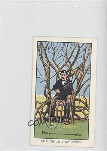 The Chair that Grew (Trading Card) 1934 Carreras Believe it or Not - Tobacco [Base] #10