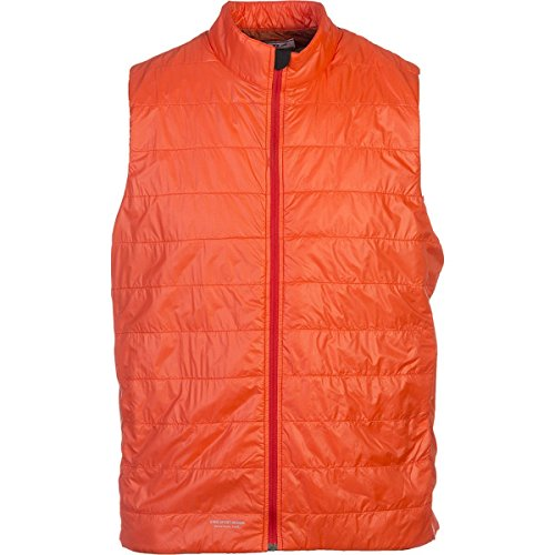 Giro New Road Insulated Vest - Men's Glowing Red, XL