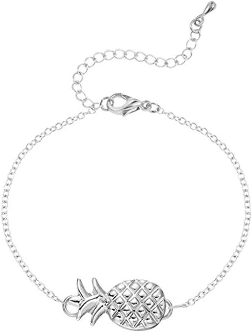 Greendou Simple Handcuff Pendant Chain Necklace Partners in Crime Best Friends Necklace