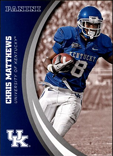 2016 Panini Kentucky #14 Chris Matthews