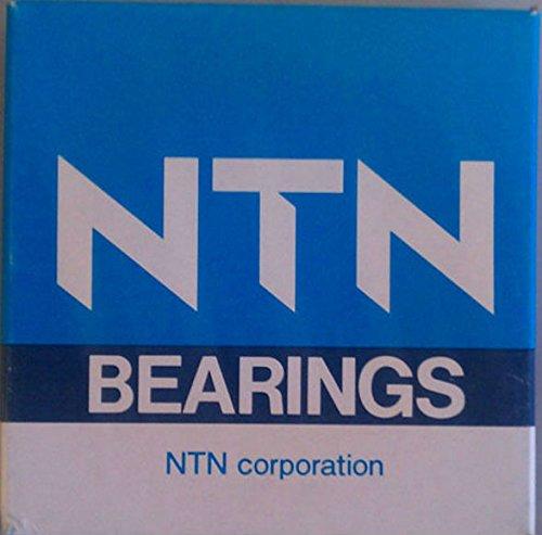 NTN Bearing 6204 Single Row Deep Groove Radial Ball Bearing, Normal Clearance, Steel Cage, 20 mm Bore ID, 47 mm OD, 14 mm Width, Open from NTN Bearing