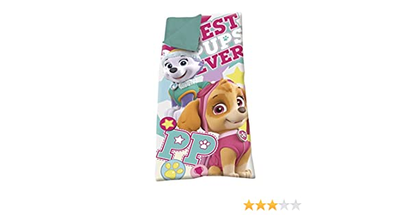 Paw Patrol - Skye saco de dormir (Kids PW16146): Amazon.es: Juguetes y juegos