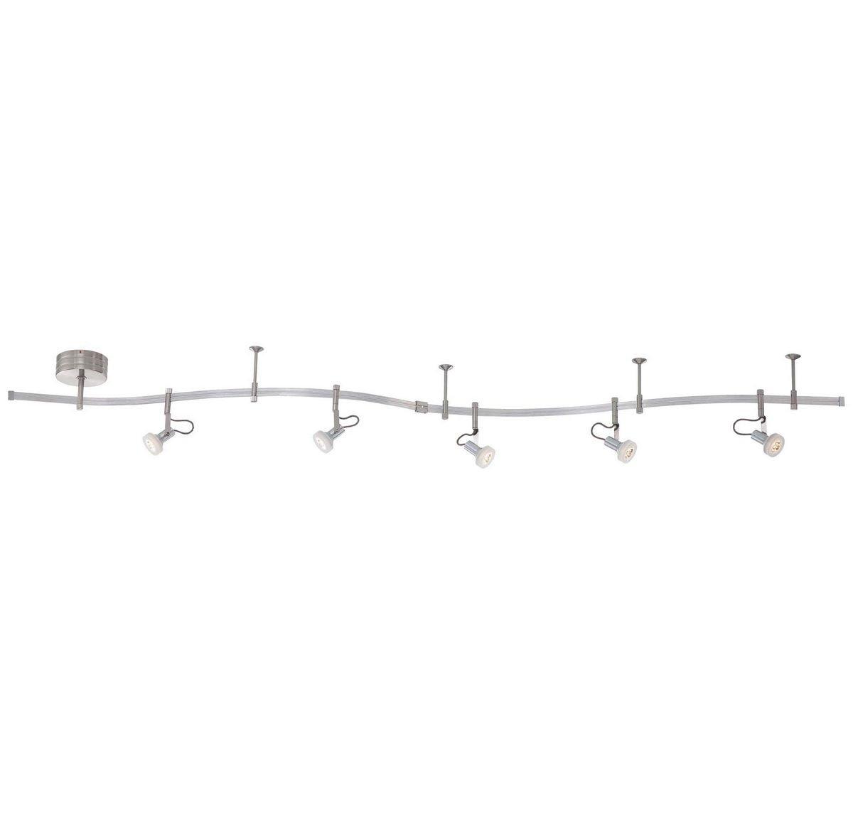 George Kovacs P4305-084, LED Accent Light Kit, Silver