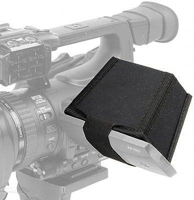 Foton LCDHD8 - Parasol para cámara de vídeo de alta definición con ...