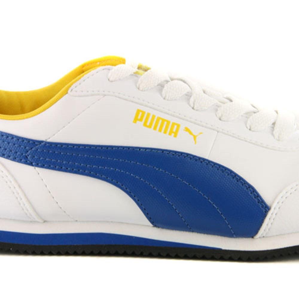 Puma Rio Racer Leder Retro Turnschuhe: : Schuhe