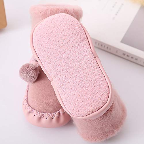 Lurryly Boys Dress Shoes Water Shoes for Boys Barefoot Shoes Baby Water Shoes,Sneakers Men Sneakers for Women Sneakers for Men Shoes for Women Shoes for Men❤Pink❤❤6-12 Months❤ by Lurryly (Image #6)