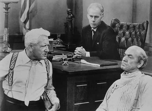 Inherit the wind Spencer Tracy vintage movie poster print