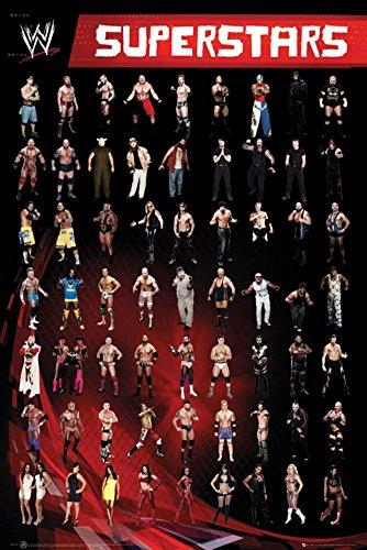 Superstars Wall - 2