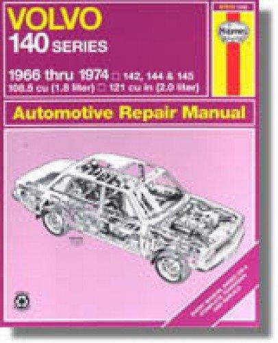 - H97015 Haynes Volvo 140 Series 1966-1974 Auto Repair Manual