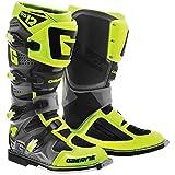 Gaerne 2174-049-011 SG-12 Boots (Gray/Hi-Viz, 11)