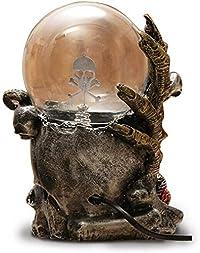 lampe tête de mort plasma 3