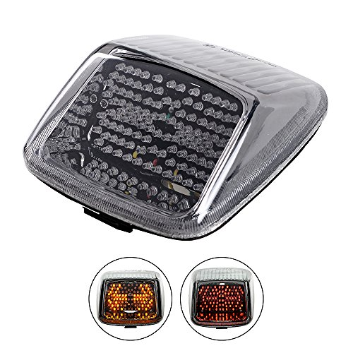 Smoke Integrated 118-LED Turn Signal Side Marker Lamp for sale  Delivered anywhere in USA