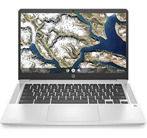 🥇 HP Chromebook 14a-na0001ns – Ordenador portátil de 14″ HD