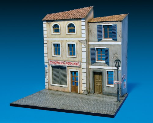 Miniart 1:35 Scale ''norman Street'' Plastic Model Kit by MiniArt (Image #3)