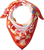 Echo Design Women's Dotted and Striped Bandana Hibiscus One Size