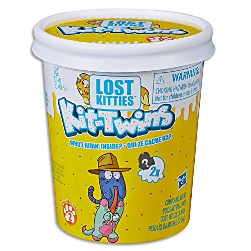Small Kitty - Lost Kitties Kit-Twins Toy, 36 Pairs to Collect by Early 2019, Ages 5 & Up