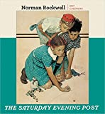 img - for 2017 Norman Rockwell: The Saturday Evening Post Wall Calendar book / textbook / text book