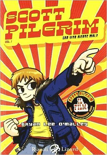 Risultati immagini per scott pilgrim fumetti