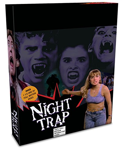 Night Trap 25th Anniversary Limited Run Games Limited ()