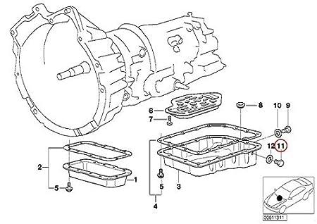 Amazon Com Bmw Genuine Transmission Drain Plug