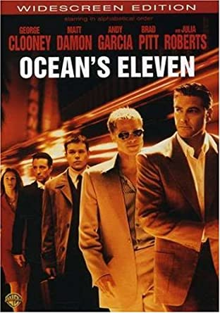 Oceans Eleven Widescreen Edition