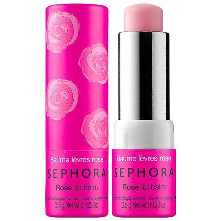 Sephora Rose Lip Balm - 3