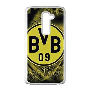 For LG G2Custom Phone Case for Borussia Dortmund Diseño