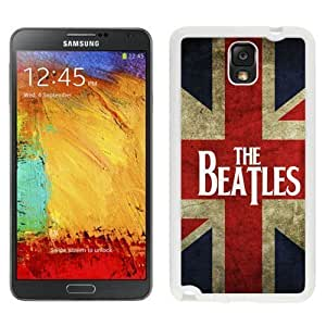 NEW Custom Designed For Iphone 6Plus 5.5Inch Case Cover Phone With The Beatles UK Flag_White Phone