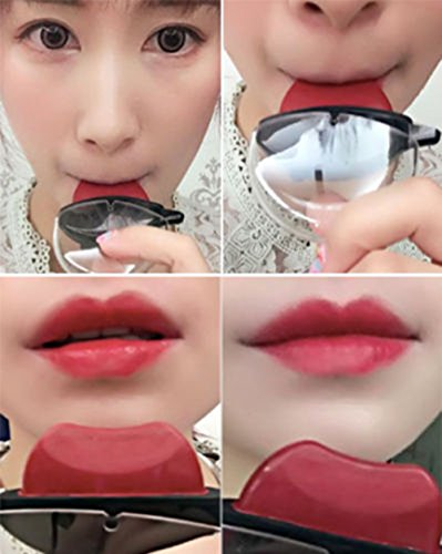 Wensltd Clearance! Hot New Easy Lazy Lip Lipstick Does Not Stick Cup Moisturizing Lip Balm (#2)