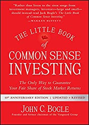 The Little Book of Common Sense Investing – Buy on Amazon