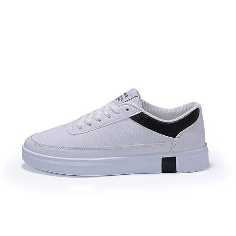 b606896e470d9 Amazon.com: Men's Flat Lace Up Sneakers,Mosunx Athletic Boys ...