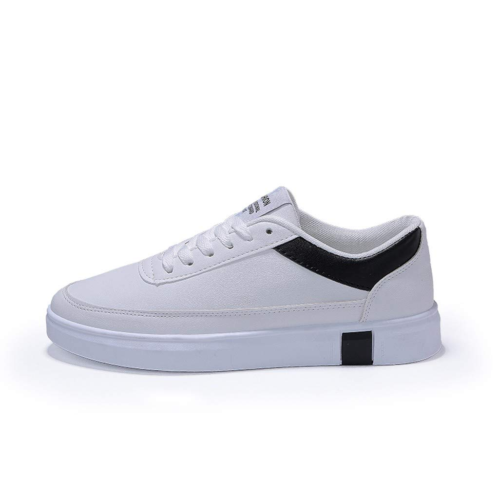 Baskets/_Sneakers Mode Casual Sports Tendance Chaussures Blanches/avec des Chaussures Basses Sauvages