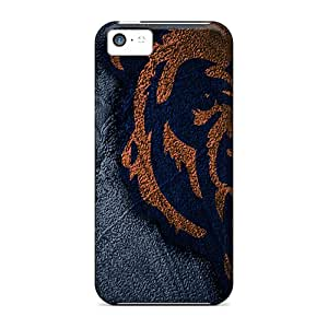 Baretty Fashion Protective Chicago Bears Case Cover For Iphone 5c